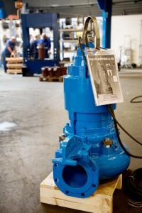 Pompe pentru apa uzata