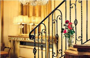 Balustrada de interior