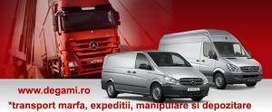 Transport marfa italia arad