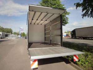 Transport camion lift