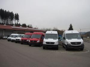 Transport marfa cu autoutilitare in Germania si Franta