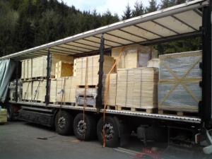 Transport marfa Brescia Timisoara Romania