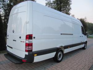 Transport marfa bus sprinter