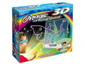 Placa de desen Magic drawing board 3D
