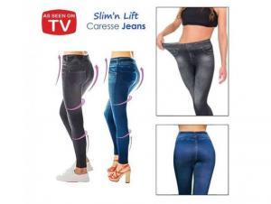 Colanti imitatie blugi Slim N Lift Caresse Jeans