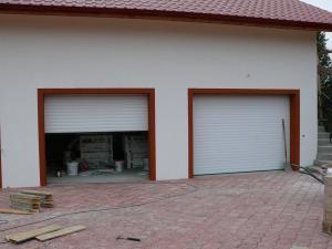 Motor actionare usa garaj