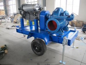 Motopompa diesel DEUTZ 1350m3/h