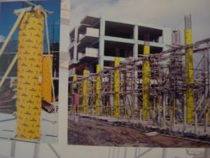 Stalpi de beton 3m