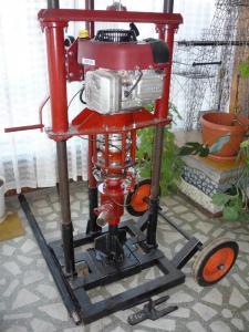 Instalatie de forat puturi apa