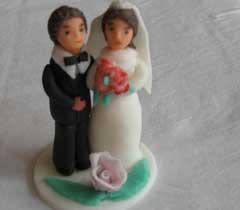 Figurine nunta