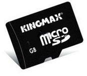 Card microsd kingmax 4 gb