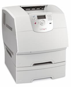 Imprimanta laser alb-negru Lexmark T642dtn