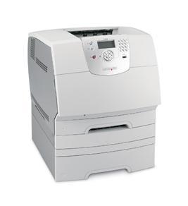 Imprimanta laser alb-negru Lexmark T640dtn