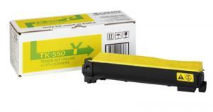 Toner kyocera tk 550y yellow