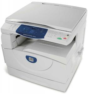Multifunctional xerox workcentre 5016
