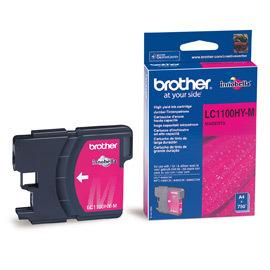 Cartus cerneala brother lc1100hym magenta