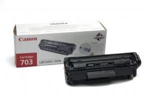 Cartus canon crg 703 black