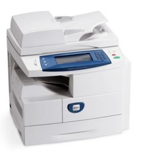 Multifunctional xerox workcentre 4150