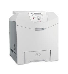 Imprimanta laser color lexmark c532n