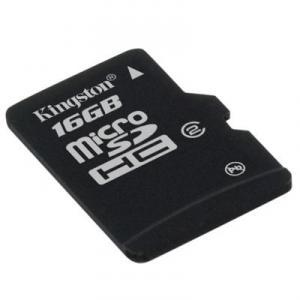Card memorie kingston microsd 16gb