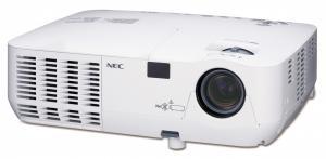 Videoproiector nec np210 3d