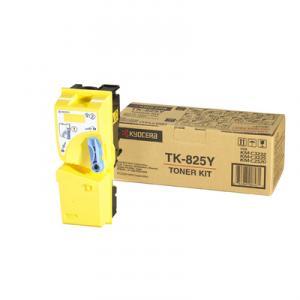 Toner kyocera tk 825y yellow