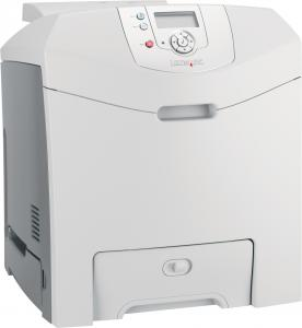 Imprimanta laser color lexmark c532dn