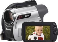 Camera video digitala canon dc410