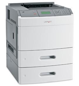 Imprimanta laser alb-negru Lexmark T652dtn