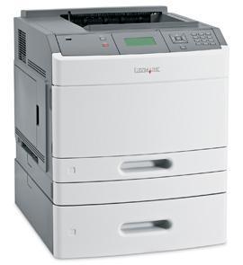 Imprimanta laser alb-negru Lexmark T650dtn