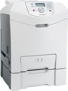 Imprimanta laser color lexmark c534dtn