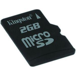 Card memorie kingston microsd 2gb
