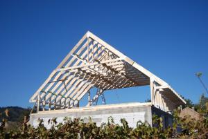 Grinzi de lemn pentru acoperis