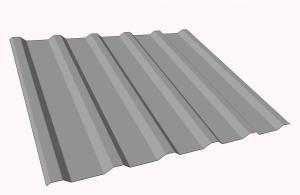 Montaj tabla cutata acoperis
