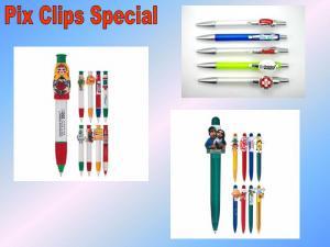 Pixuri cu clips special