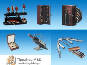 Set accesorii vin personalizate