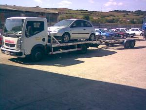 Platforma transport auto cluj