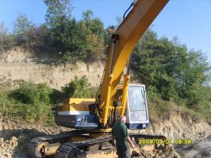 Service utilaj constructii