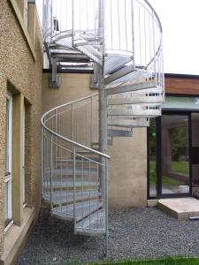 Trepte scari exterioare
