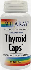 Thyroid Caps 60cps