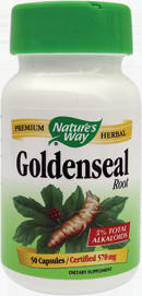 Goldenseal 50cps