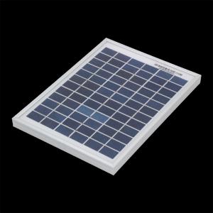 Panou Solar 251X186X18mm 5W 18.2V celula fotovoltaica siliciu policristalin