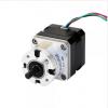 Motor stepper nema 17 0.4 a reductor 5:1 4nm