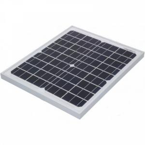Panou Solar 435x356x30mm 20W 18.6V celula fotovoltaica silicon monocristalin