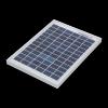 Panou solar 435x356x25mm 20w 18.2v celula