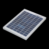 Panou solar 540x510x25mm 40w 18.2v celula