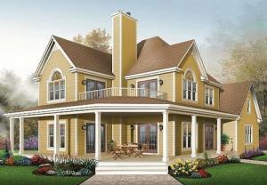 Constructii case  structuri de lemn
