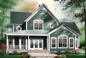 Case din panouri prefabricate