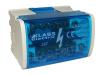 Distribuitor bipolar 125a (1,5mm - 25mm) 1 intrare 6 plecari