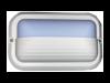 Lampa exterior 1x max60w, e27/ip54/alb